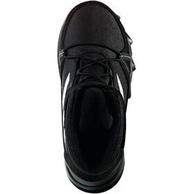 adidas TERREX Snow Calzado Niños, core black/chalk white/grey four